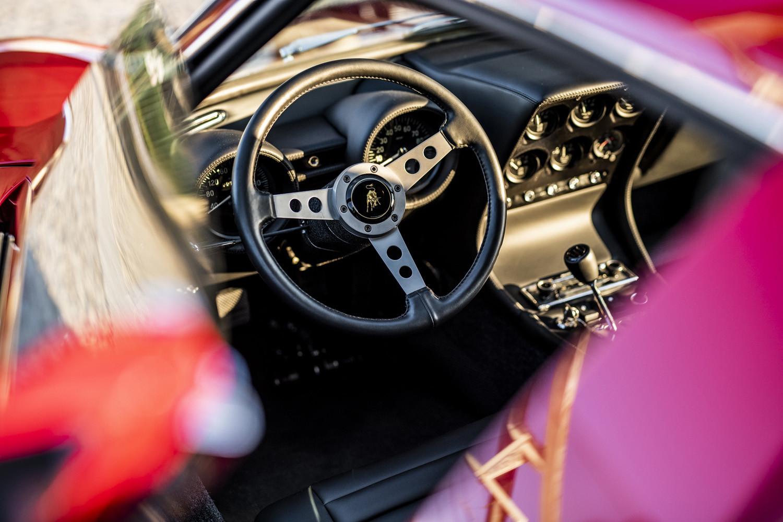 Foto de Lamborghini Miura SV de Jean Todt (22/37)