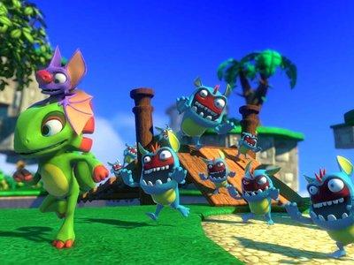 Las personas que pidieron la versión de Yooka-Laylee de Wii U podrán cambiar de plataforma