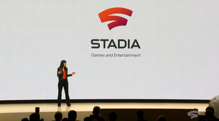 Stadia First Party