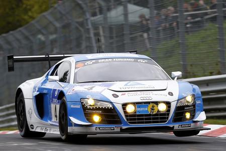 24 horas de Nürburgring 2013. Pole para Audi