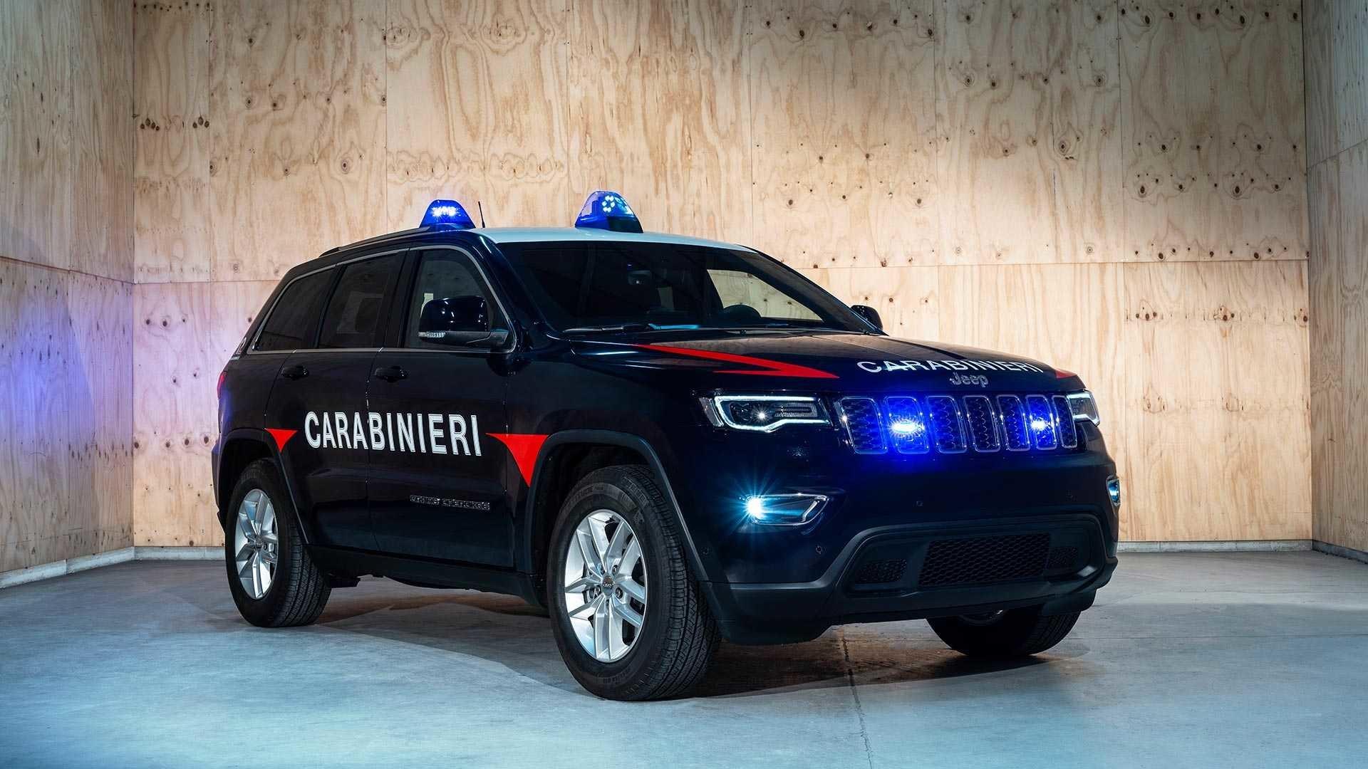 Foto de Jeep Grand Cherokee Carabinieri (15/15)