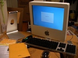 Convertir un PowerBook en un iMac