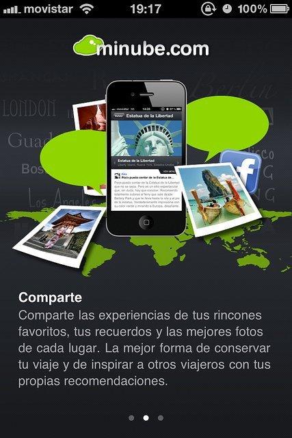 minube app