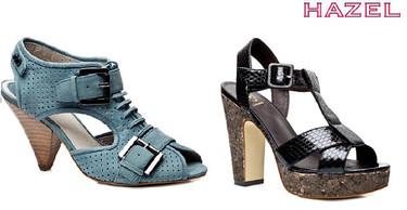 Colección zapatos y bolsos Hazel Primavera-Verano 2010