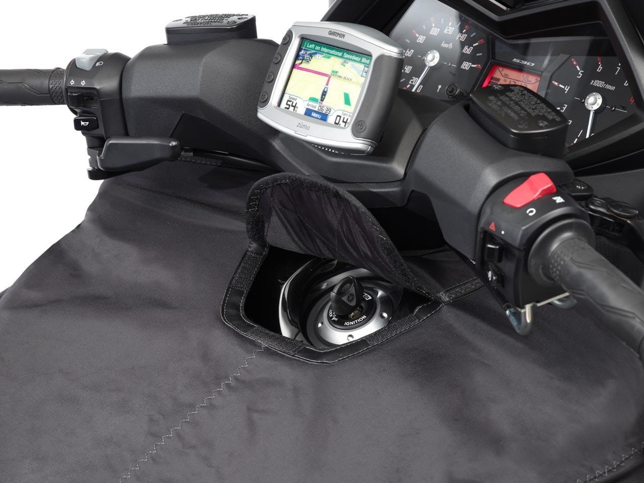 Foto de Yamaha T-Max 2012, detalles (16/32)
