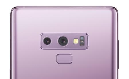 Samsung Galaxy Note 9: así son las cámaras con las que el nuevo «buque insignia» de esta marca aspira a plantar cara a sus rivales