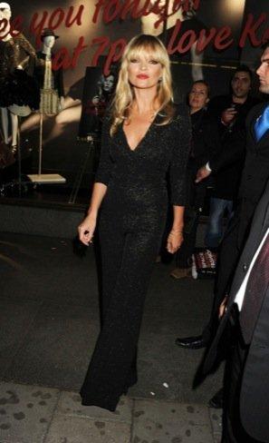 Lookbook Kate Moss para Topshop, Otoño-Invierno 2010/2011: el fin de una época