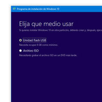 Cómo crear un USB de arranque en Windows 10
