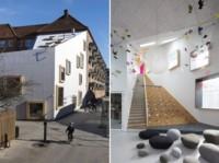 Ama'r Children's Culture House, arquitectura al servicio de los más pequeños