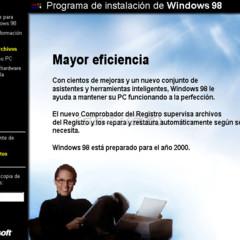 Foto 5 de 10 de la galería programa-de-instalacion-de-windows-98 en Genbeta