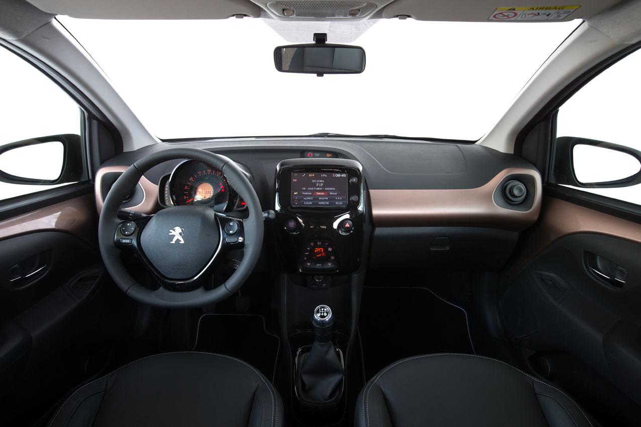Foto de Peugeot 108 (27/35)