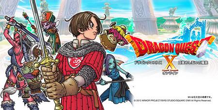 Dragon Quest X podría llegar a nuestro continente
