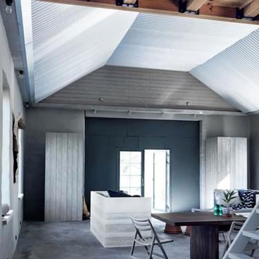 El perfecto ejemplo de hogar neorústico