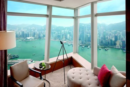 The Ritz-Carlton abre un nuevo hotel de 5 estrellas en Hong Kong