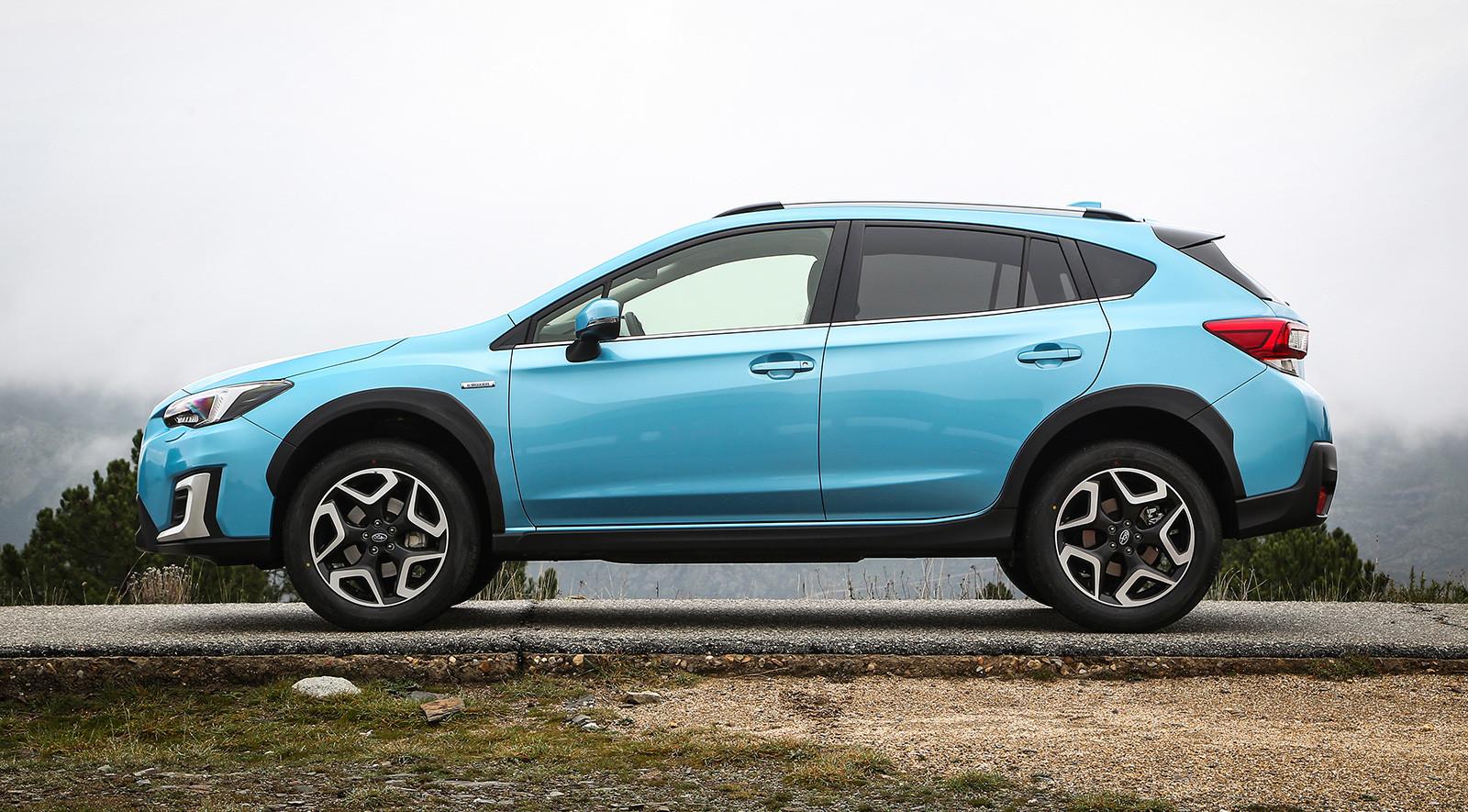 Foto de Subaru XV ECO HYBRID 2020, a prueba (31/35)