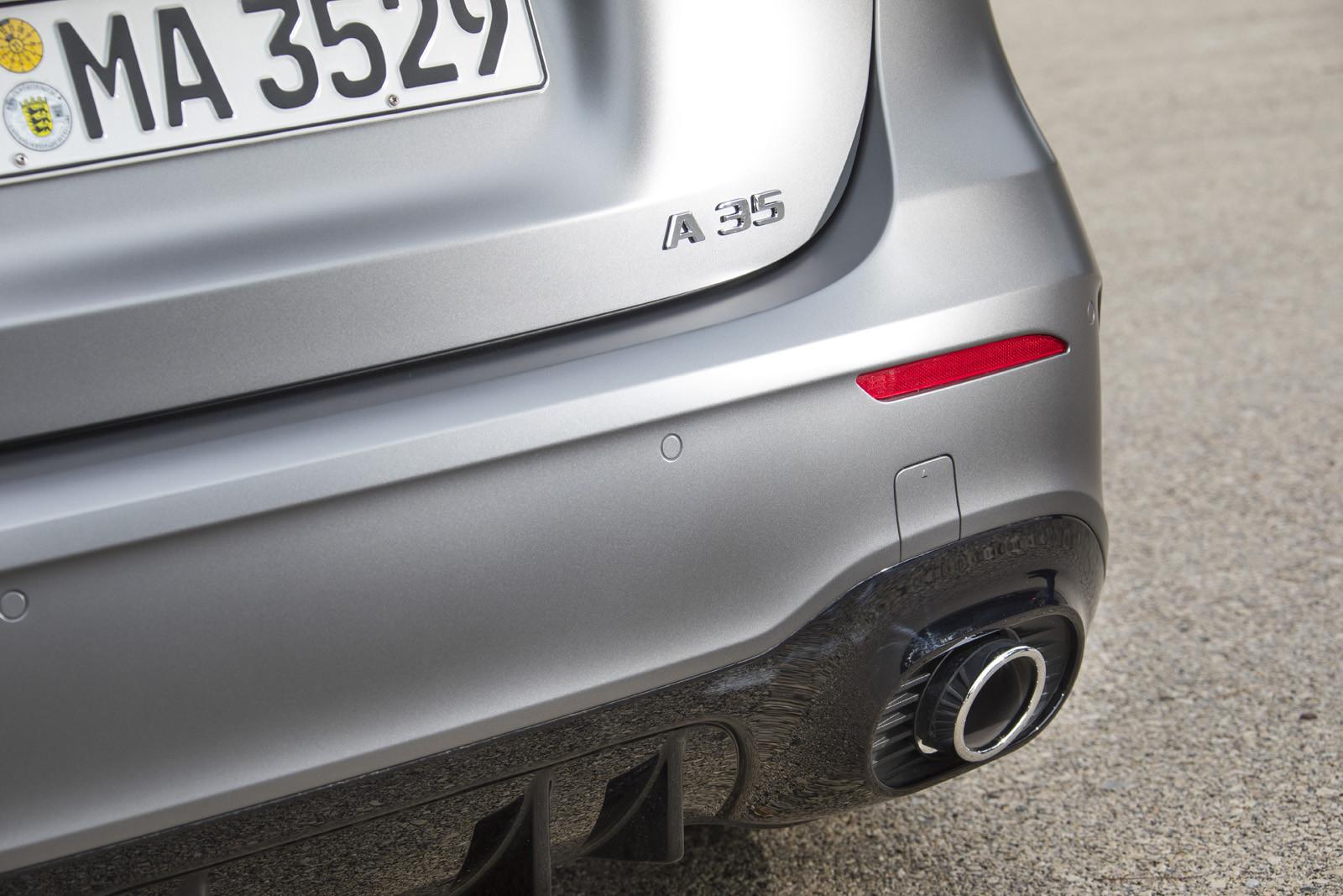 Foto de Mercedes-AMG A35 (presentación) (117/122)