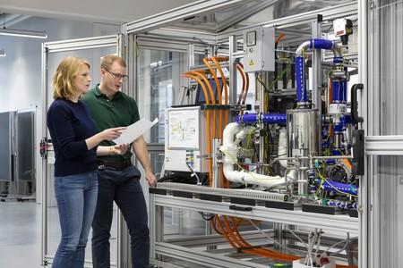 Bosch ha invertido 1 millón de euros en una nueva pila de combustible de hidrógeno para coches, camiones y autobuses