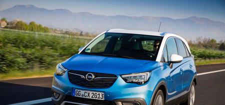 El Opel Crossland X, a todo gas: el SUV urbano estrena versión de GLP