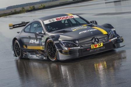 Éste es el Mercedes-AMG que competirá en el DTM 2016