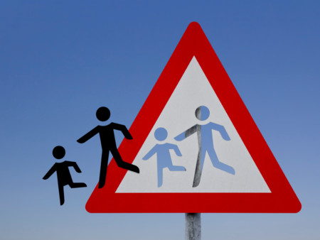 Seguridad vial para niños