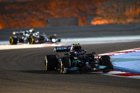Bottas Barein F1 2021