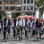 Valencia ha logrado multiplicar su número de ciclistas. ¿Su receta? Simple: poner carriles bici