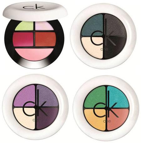 CK one Color Cosmetics, nueva línea de maquillaje: Look real, Define yourself y Add intensity