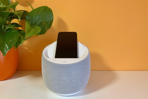 SoundForm Elite de Belkin, un pequeño altavoz con una gran calidad de sonido