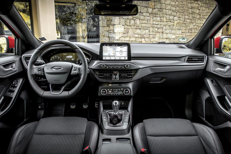 Foto de Ford Focus 2018, toma de contacto (78/204)