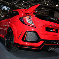 El Honda Civic Type R suena tan fiero como lo pintan, y este vídeo lo demuestra (un poquito)