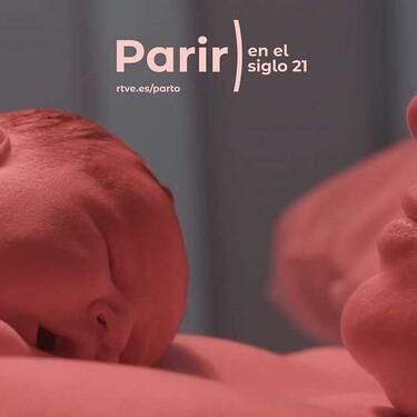 'Parir en el siglo 21', el documental interactivo que nos muestra el parto respetado  y humanizado de cinco mujeres