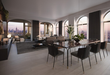 130 William Living Dining 01