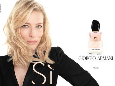 ¿Mujer actual en busca de fragancia perfecta? Sì, Rose Signature de Giorgio Armani está hecha para ti