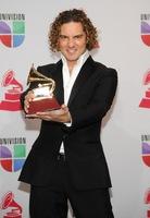Grammy Latinos 2012: un Juanes que arrasa con todo y Bisbal en su tónica habitual
