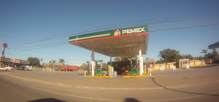 Gasolinera Panoramio