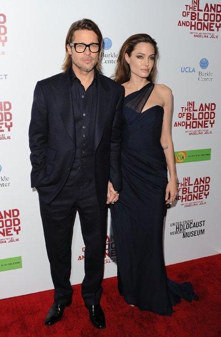 Angelina Jolie color