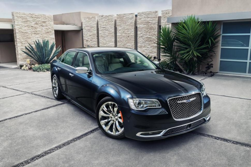 Foto de Chrysler 300 2015 (5/35)