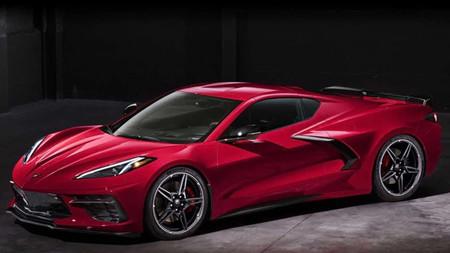 ¡Filtrado! El Chevrolet Corvette C8 es tan espectacular como un deportivo italiano