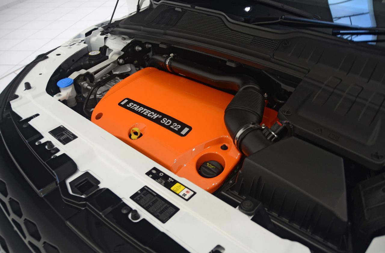 Foto de Startech Range Rover Evoque (29/31)