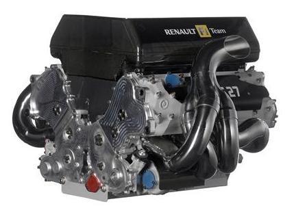 El motor renovado del R29 tendrá 30CV más