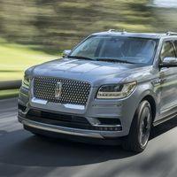 Lincoln Navigator 2018: Precios, versiones y equipamiento en México