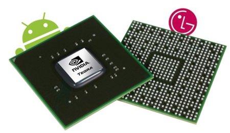 LG lanzará un Android con Nvidia Tegra 2 integrado
