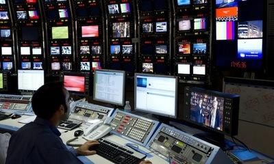 Quién es quién en televisión: Continuidad