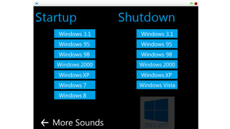 Nostálgicos, con Windows Soundboard escucharéis todos los sonidos de la historia Windows