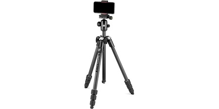 Manfrotto Element Mkelmii4cmb Bh Mii Mobile Bluetooth Carbon