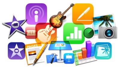 Avalancha de actualizaciones para OS X e iOS: Aperture, iWork, iLife, iTunes, iBooks Author, Podcast, Buscar mi iPhone, Xcode...