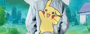 Levi's le añade color y un poco de nostalgia a su nueva colección de la mano de Pokémon