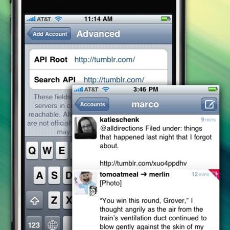 Tumblr lanza una API compatible con Twitter