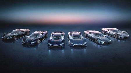 A rebufo del deportivo de 1.000 CV llegará el NIO ES8, la primera berlina eléctrica de NextEV