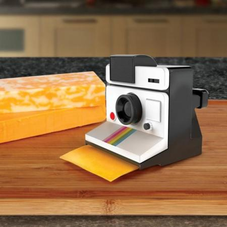 Say Cheese, una divertida rebanadora de quesos